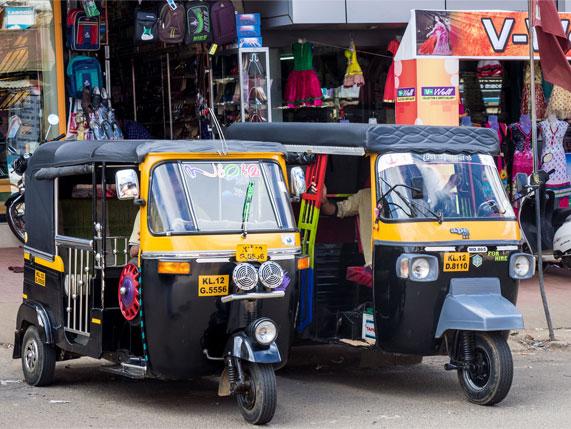 Auto Rickshaw For Rent In Trivandrum