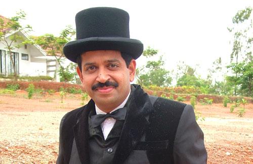 Gopinath Muthukad receives Merlin Award