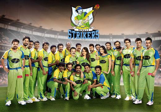 Kerala-Strikers-Team