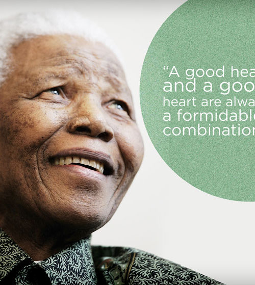 15 Of Nelson Mandela's Most Inspiring Quotes