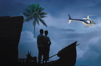 Helicopter Tourism Kerala