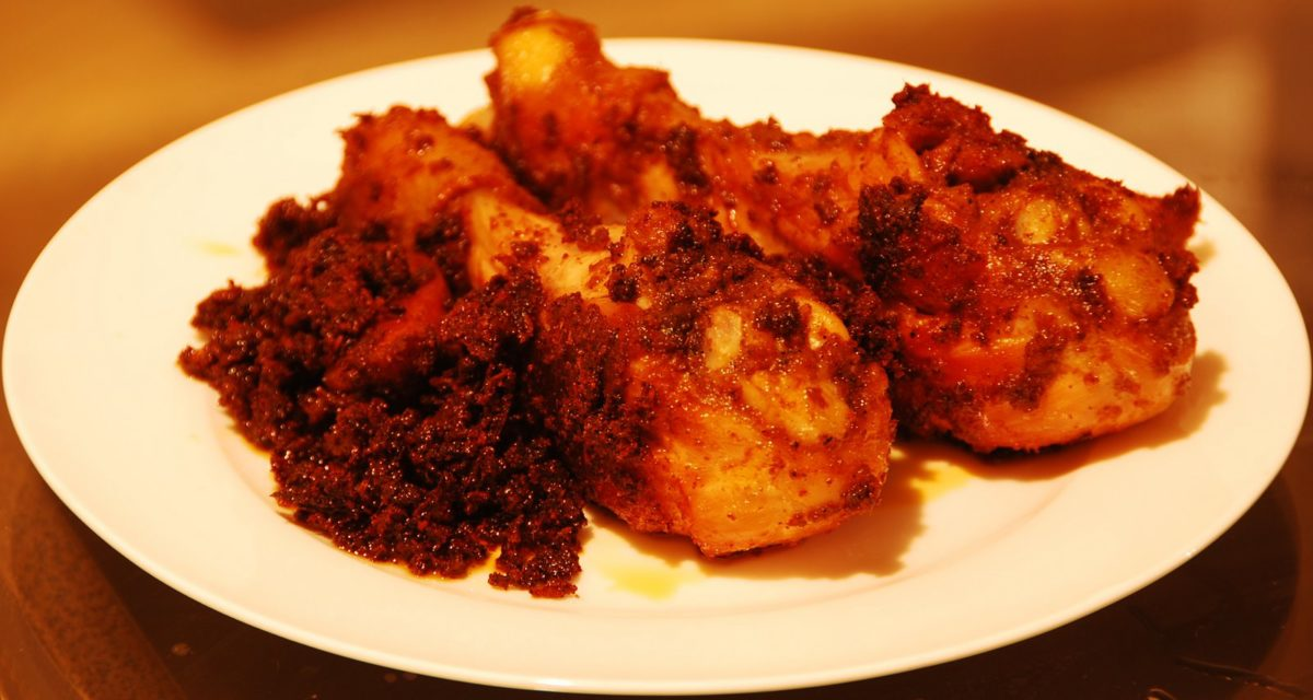 keralastyle chickenfry
